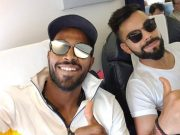 Hardik Pandya Trends Indian cricketer