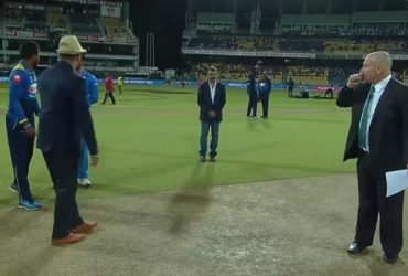 India vs Sri Lanka toss