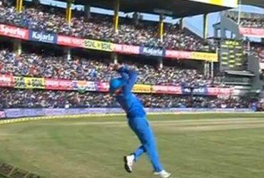 Manish Pandey catch ICC
