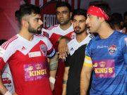 Celebrity Clasico Virat Kohli and Ranbir Kapoor