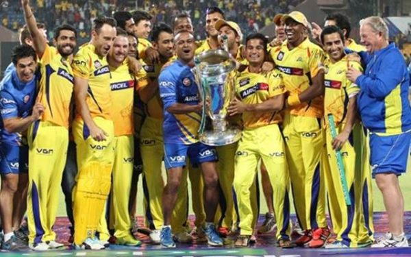 Chennai Super Kings | CricTracker.com