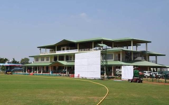 KSCA Stadium (Navule) in Shivamogga