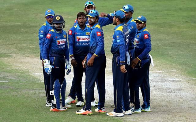 Akila Dananjaya Sri Lankan players