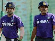 Virender Sehwag and Gautam Gambhir