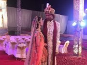 Ankit Rajpoot gets married to Maahi Singh