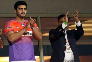 IPL Arjun Kapoor