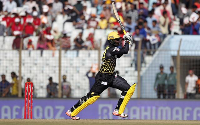 Darren Sammy Rajshahi Kings