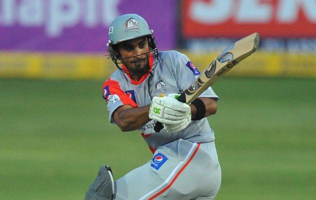 Imran Nazir of Pakistan