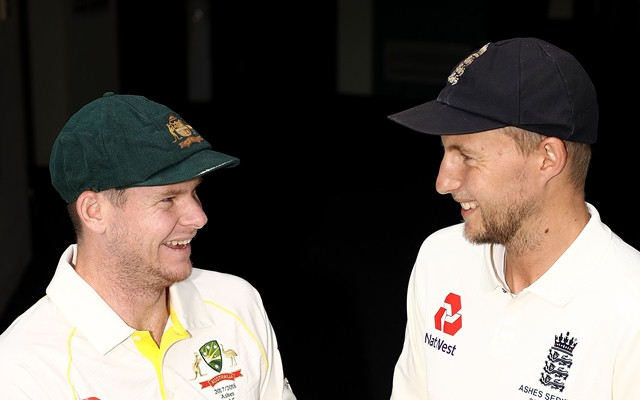 Steve Smith, Captain of Australia and Joe Root News