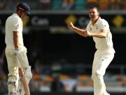 Josh Hazlewood Australia v England