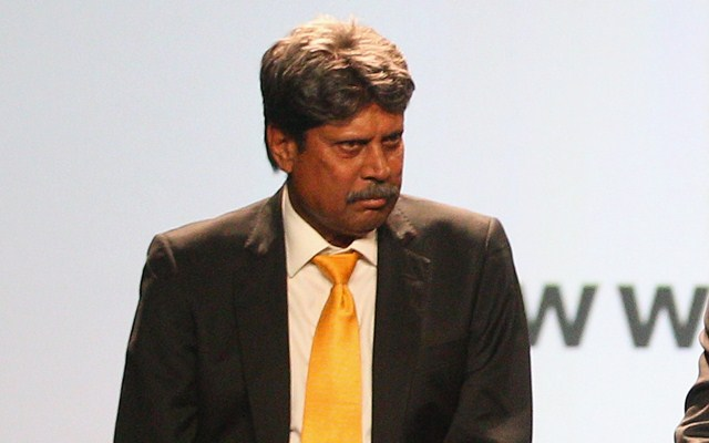 Legendary Kapil Dev suffers heart attack, hospitalized