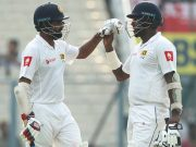Lahiru Thirimanne & Angelo Mathews
