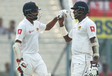 Lahiru Thirimanne & Angelo Mathews