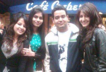 Sakshi Singh Dhoni and Anushka Sharma