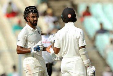 Shikhar Dhawan and KL Rahul