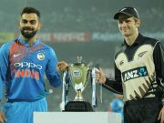 Virat Kohli & Kane Williamson