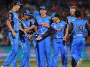 Adelaide Strikers vs Sydney Thunder