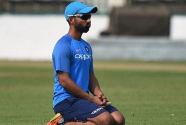 Ajinkya Rahane - Sourav Ganguly
