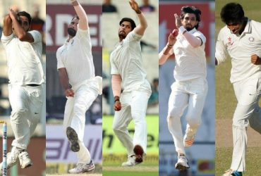 Indian pacers