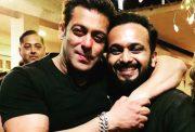 Kedar Jadhav & Salman Khan