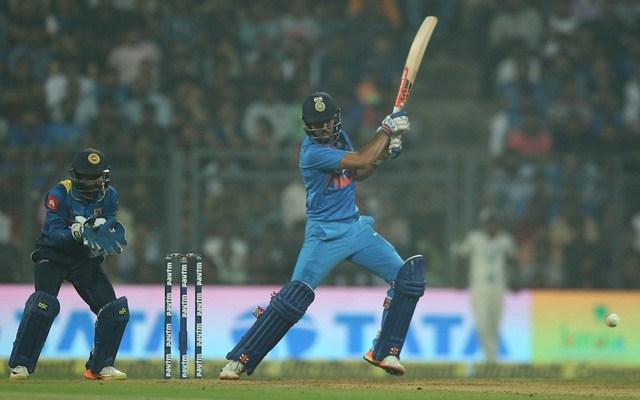 Manish Pandey India vs Sri Lanka