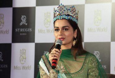 Manushi Chillar