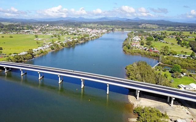 New Macksville bridge