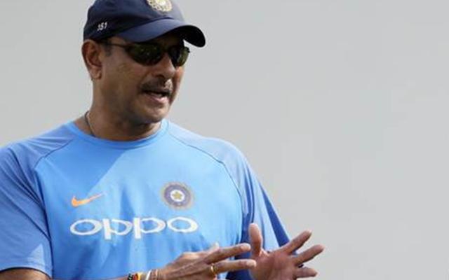 Ravi Shastri   CricTracker.com