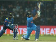 Rohit Sharma India vs Sri Lanka