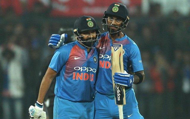 Rohit Sharma & KL Rahul most sixes