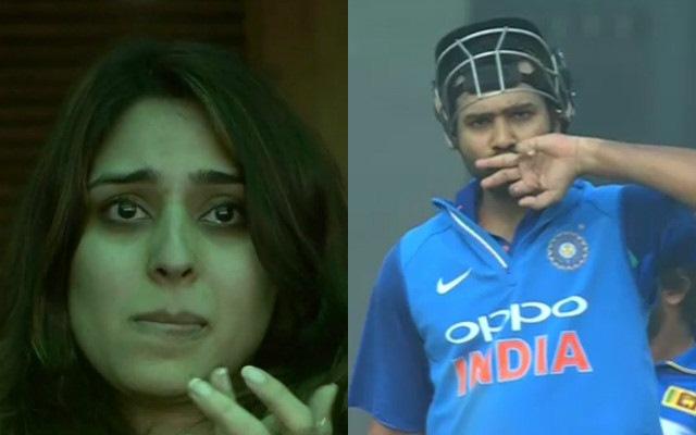 Rohit Sharma & Ritika