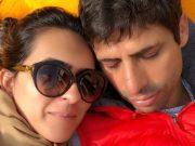 Mr & Mrs Nehra