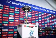 ICC U19 World Cup trophy