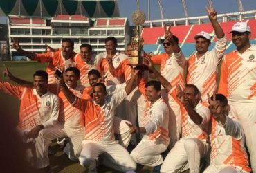 UP IPS Cricket team