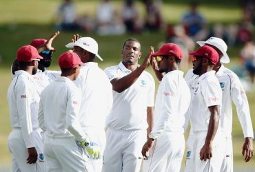 Shannon Gabriel of the West Indies