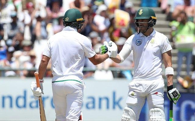 AB de Villiers & Faf Du Plessis