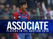 Associate players in Auction 2018