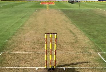 Cape Town pitch in South Africa