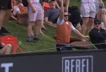 Crowd catcher