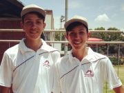 The twins Duan and Marco Jansen earned accolades from the Indian players
