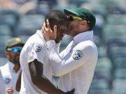 Faf du Plessis & Kagiso Rabada