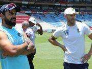 Faf du Plessis & Virat Kohli