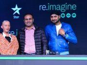 Harbhajan Singh and Virender Sehwag