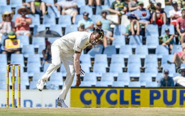 Hardik Pandya South Africa vs India