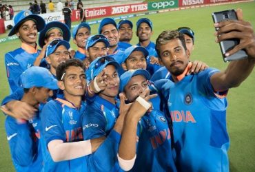 Indian U19 team