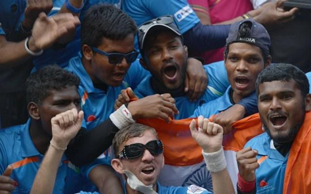 Indian Blind Cricket Team | CricTracker.com