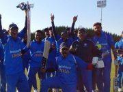 India blind cricket team
