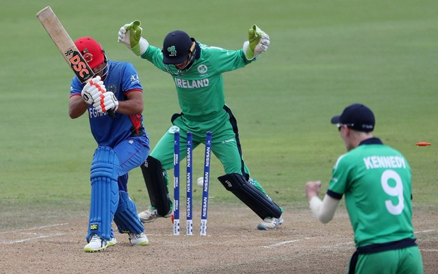 Ireland U19 vs Afghanistan U19