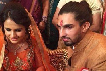 Ishant Sharma and Pratima Singh