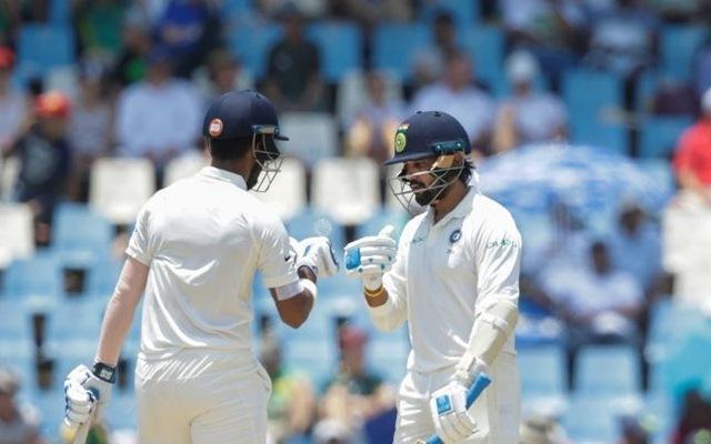 Murali Vijay & KL Rahul